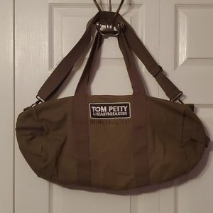 Handbags - Tom Petty duffle bag survival kit 2014 VIP